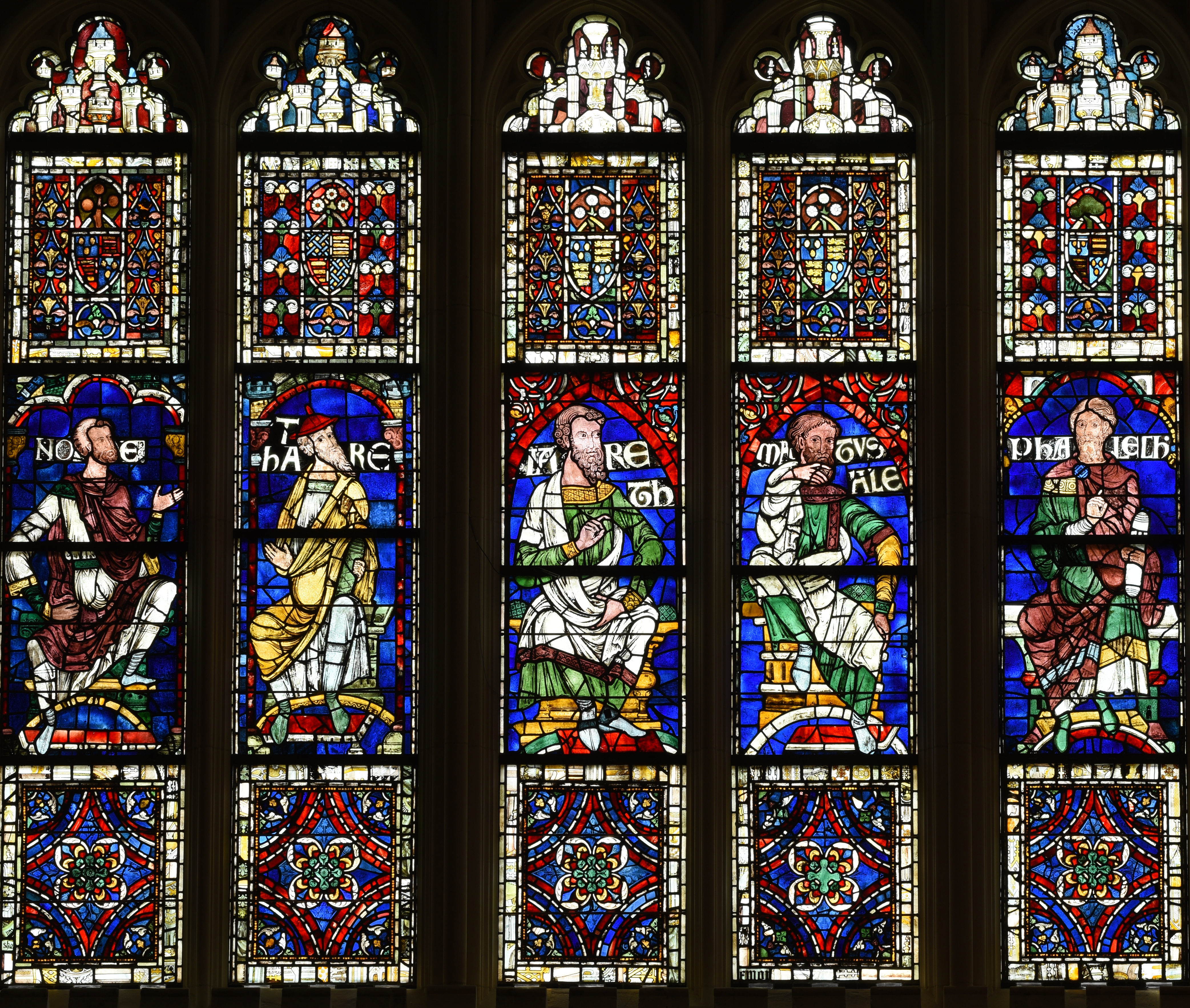 The Great South Window, Canterbury Cathedral